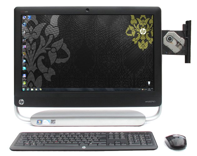 Stolní počítač HP TouchSmart 520-1000cs LN690EA